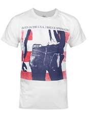T-shirt - Bruce Springsteen - Born In The Usa - Adulte Med Cidrtbsp071003 - Cid