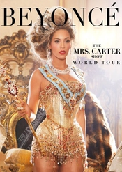 Beyonce New Mrs Carter World Tour A1 A2 A3 Poster Destinys Child Tour Jay-z
