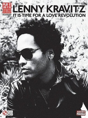 Lenny Kravitz: It Is Time For A Love Revolution, Guitar, Vocal