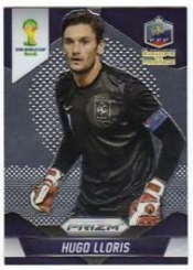 Panini Prizm World Cup Brazil 2014 Base Card # 75 Hugo Lloris France