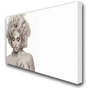 Box Prints 154 Toile Décorative Motif Madonna Bad Girl