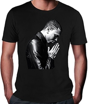 Chris Brown Praying T-shirt
