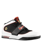 Nike Zoom Soldier Iv Lebron James White Black Red