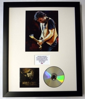 Bruce Springsteen/cadre Cd Et Photo/edition Limitee De L'album/devils & Dust
