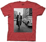 James Dean T-shirt Camera Nyc Gr. Xl Kult Shirt