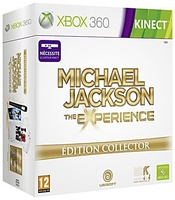 Michael Jackson The Experience - Edition Collector - Xbox 360