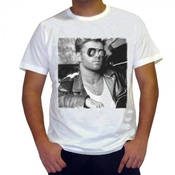 George Michael : T-shirt Homme One In The City
