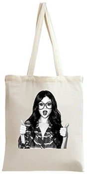 Selena Gomez Heaven Design Tote Bag