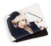Lady Gaga Micro Portefeuille Unisex (lady Gaga Microphone Wallet)