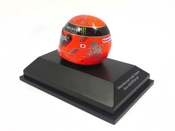 Michael Schumacher 1:8 Scale Replica Helmet Japanese Gp 2011