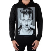 Eleven Paris - Sweat Eleven Paris Jd Hd Johnny Depp Noir