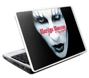 Musicskins Sticker Marilyn Manson Manson Guns 209mm X 135mm Sticker Pour Netbook (import Royaume Uni)