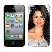 Selena Gomez Cas Adapte Iphone 4 Et 4s Couverture Coque Rigide De Protection (1) Case Pour La Apple I Phone