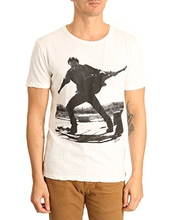 Bruce Springsteen O-neck S/s T-shirt Cloud Dancer
