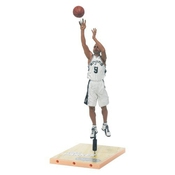 Mcfarlane Toys Nba Series 23 Tony Parker Action Figure By Mcfarlane Toys Toy (english Manual)