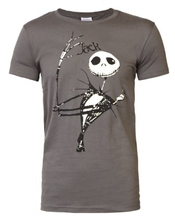 Nightmare Before Christmas Jack Name T-shirt Des Hommes
