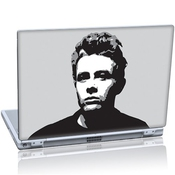 Wrappz Sticker Adhésif De Protection James Dean En Vinyle Pour Ordinateur Portable 15'' (38,1 cm)