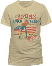 Bruce Springsteen - T-shirt Tour 1984 (in L)