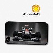 Michael Schumacher Car F1 Formula One Coque Pour Iphone 4 4s A047