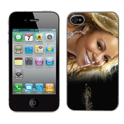 Mariah Carey Cas Adapte Iphone 4 Et 4s Couverture Coque Rigide De Protection (4) Case Pour La Apple I Phone