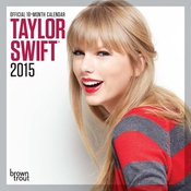 Calendrier Taylor Swift 18-month 2015