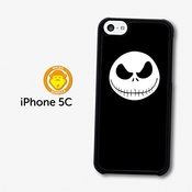 The Nightmare Before Christmas Halloween Tim Burton Jack Skellington Coque Pour Iphone 5c A8312
