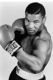Mike Tyson Affiche De Photo Reproduction No.1 40x30cms