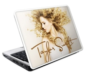 Musicskins Sticker Taylor Swift Fearless 209mm X 135mm Sticker Pour Netbook (import Royaume Uni)