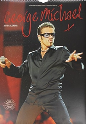 Calendrier George Michael 2015