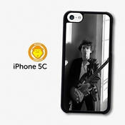 Young Bruce Springsteen Black And White Guitar Coque Pour Iphone 5c A5815