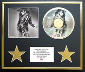 Lenny Kravitz/cadre Cd/edition Limitee/certificat D'authenticite/mama Said