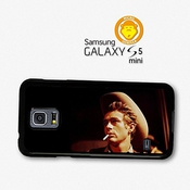 James Dean Smoking Cigarette Portrait Coque Pour Samsung Galaxy S5 Mini