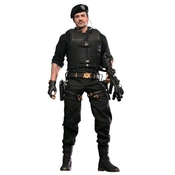 Expendables 2 Hot Toys Movie Masterpiece 1/6 Scale Collectible Figure Barney Ross [sylvester Stallone] By Hot Toys
