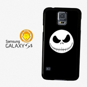 The Nightmare Before Christmas Halloween Tim Burton Jack Skellington Coque Pour Samsung Galaxy S5 A8812