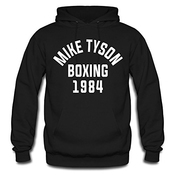 Mike Tyson Boxing 1984 - Hoodie