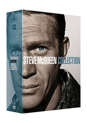 Collection Steve Mcqueen - 4 Films : La Grande évasion + Les Sept Mercenaires + L'affaire Thomas Crown + La Canonnière Du Yang-tsé