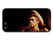James Dean Smoking Cigarette Portrait Coque Pour Iphone 5 5s A628