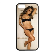 Mariah Carey Custom Case For Iphone 5/5s Tpu (laser Technology) Cover Case