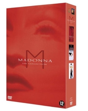 Collection Madonna - Coffret 3 Dvd