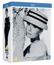 Audrey Hepburn Collection [blu-ray] [import Anglais]