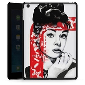 Tablette Case étui Coque Pour Apple Ipad Air Hardcase Black - Audrey Hepburn