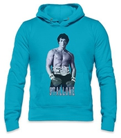 Sylvester Stallone Rocky Mens Hoodie