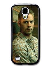 Paul Walker Serious Portrait With Squared Shirt Photoshoot Coque Pour Samsung Galaxy S4 Mini