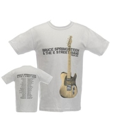 T-shirt Bruce Springsteen Original - Gris - S