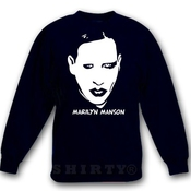 Marilyn Manson - Sweat - Shirt - Noir - S à 5xl - 1013