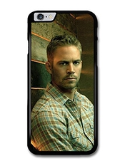 Paul Walker Serious Portrait With Squared Shirt Photoshoot Coque Pour Iphone 6 Plus