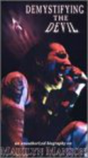 Marilyn Manson: Demystifying The Devil [vhs] [import Usa]