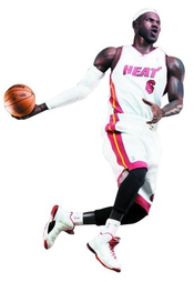 Enterbay - Nba Collection Figurine Real Masterpiece 1/6 Lebron James 33 Cm