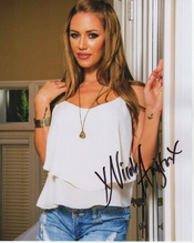 Nicole Aniston Autographed / Hand Signed Sexy Adult Film Xxx Porn Actress 8x10 Photo