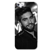 Coque Iphone 4 / 4s People - - Kendji Girac Noir
